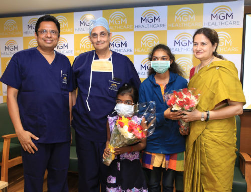 Aishwarya Trust First Surgery of 2020