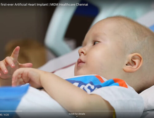 South East Asia, Middle East & Africa's First Biventricular Berlin Heart Implantation on 3-Year-Old-Russian boy